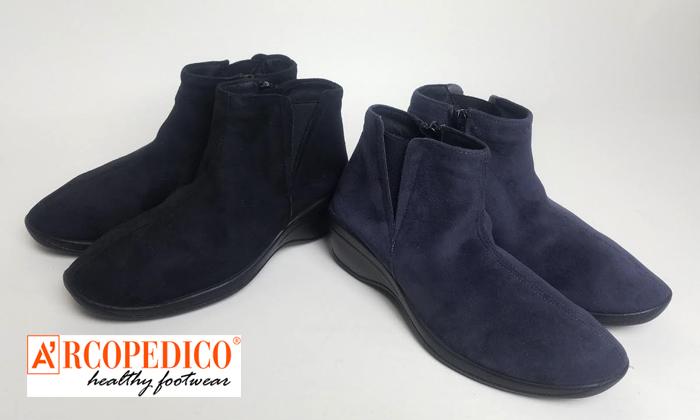 【送料無料】ARCOPEDICO アルコペディコ ショートブーツ SOPHIA ソフィア レディース 靴 【国内正規品】